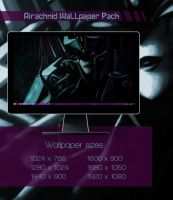 Airachnid Wallpaper Pack by AuroraLion