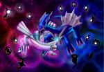 Another Dialga and Palkia by DunnyCT