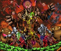 Diablo3 reaper of souls rise of the witch doctor by DarkEmperor00