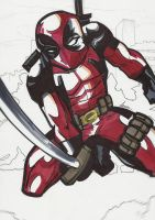 Deadpool [Marquer] by lucasgms