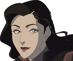 Asami, Lord of Attractiveness by sircinnamon
