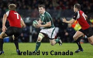 Watch Ireland vs Canada Live by rugbyworldcup2015tv