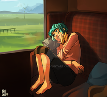 [ EE ] Long way from home by yiem