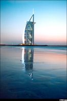 Burj Al Arab by xdesign