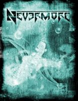 Nevermore Poster work in prog by metal-levon