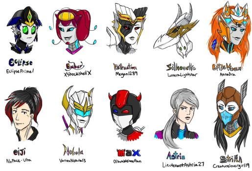 Requests Batch 2 by a-paranoid-android