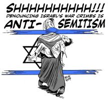 Anti-Semitism by Latuff2