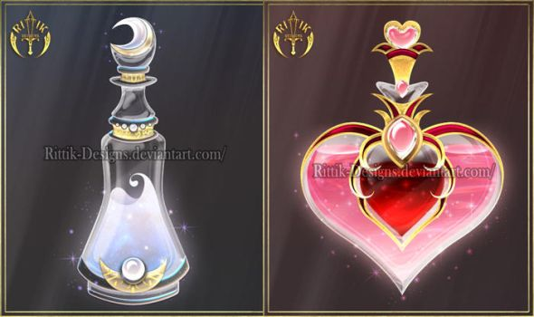 Potions adopts 2 (CLOSED) by Rittik-Designs