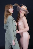 Carmen Kees and Linda by huitphotography