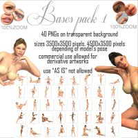 Bases pack 01 - commercial use allowed by Trisste-stock-moved