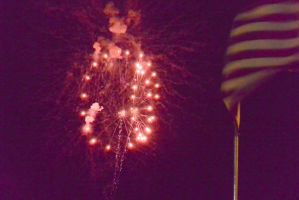 Labor Day Fireworks, Boom 8 by Miss-Tbones