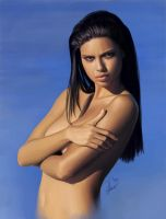 Adriana Lima by spirit815