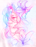 Lilies by EliciaElric