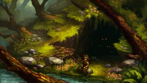 The cave by lepyoshka