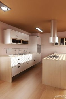 Kitchen Updated by aXel-Redfield