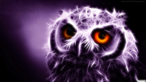 Fractal Owl by zuza7595
