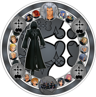 Organization XIII Stained by Maleficent84