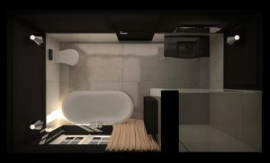 Bathroom - Almost done 2 by Melepeta