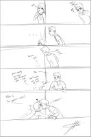 Ruining my Comic...The Bastard.... by Kuri-Chan15