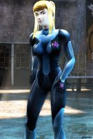 Samus II by Deathbymodding