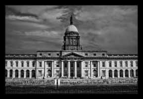 Custom House, Dublin by M-M-X