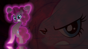 Pinkie is watching u forever by RainBowDash89