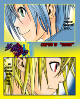 Double Arts Chapter 15 Cover by dct21