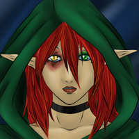E'lara's New Icon Picture by ElaraOfTheForest
