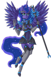 Sailor Luna by raptor007