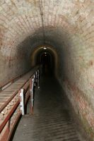 Stock - Ammunition Tunnel by GothicBohemianStock