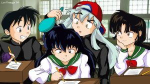 Inuyasha - You Cheaters by irishgirl982