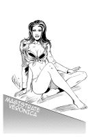pin up inks by abstractamit