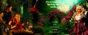 romance inspired by the Vampire Diaries by LadySirenella
