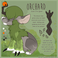 Sold: Orchard by c-Chimera