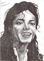 Michael Jackson by Super-Midget