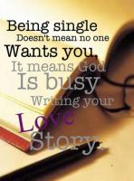 God is busy writing your love story by ciencianalove