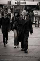Walking Down The Street VII by KasperGustavsson