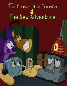 brave little toaster 4 the new adventure Poster by trackgang