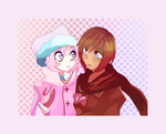 CTCD: Finally With Her by muffin-mixer
