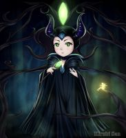 lolificent by kirubi-san