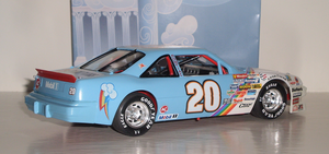 Rainbow Dash's Fantasy 1991 Pontiac by TheRockinStallion