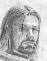 Boromir by LoonaLucy