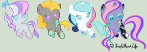 Shippig adopts ! Closed by FireFlarePony