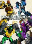 THE TRANSFORMERS: GENERATIONS (Cover) by Whelljeck