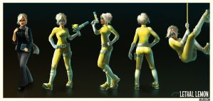 Lethal Lemon Turnaround 2010 by Majoh