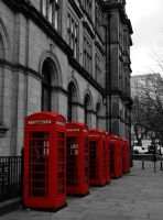 Dial Red for Preston by JPDrake