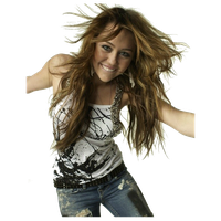 Miley Png by solkippy2