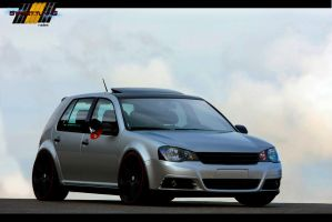VW Golf by RaDess