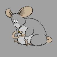 Dorkmouse by TheLadyPegasus