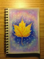 Maple Leaf by ResidentFrankenstein